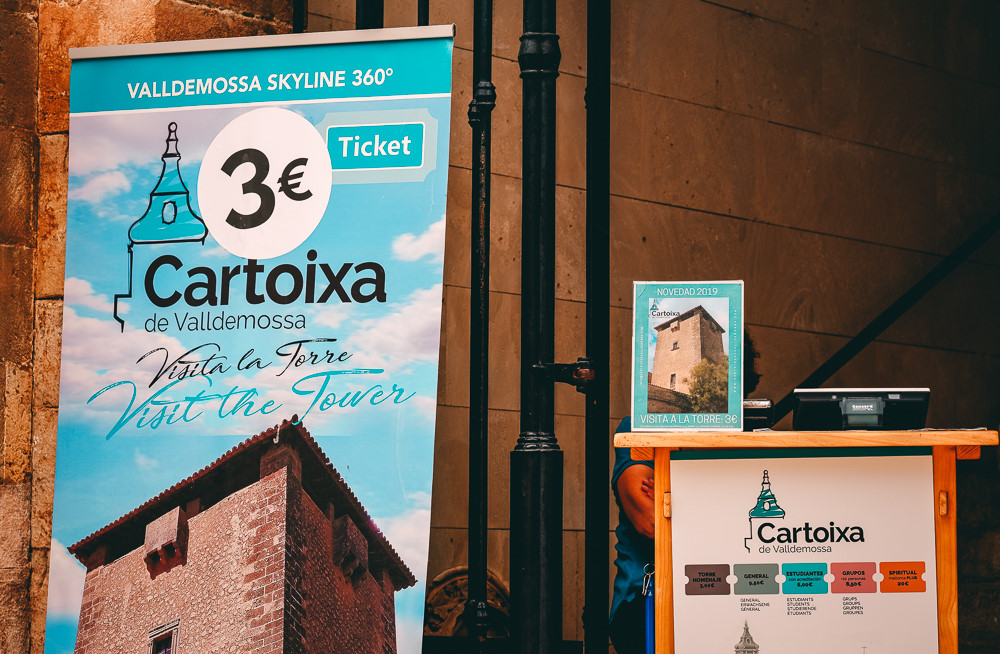 Mallorca-Valldemossa-Torre-Homenatge-Tramuntana-Rundblick-10