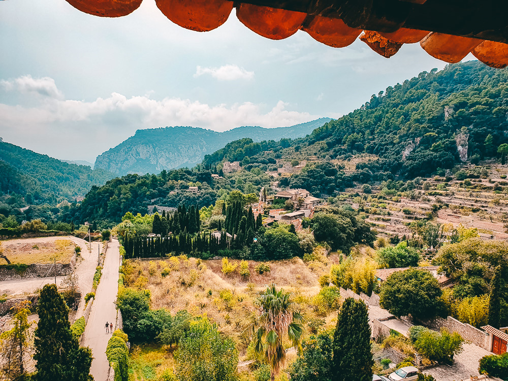 Mallorca-Valldemossa-Torre-Homenatge-Tramuntana-Rundblick-2