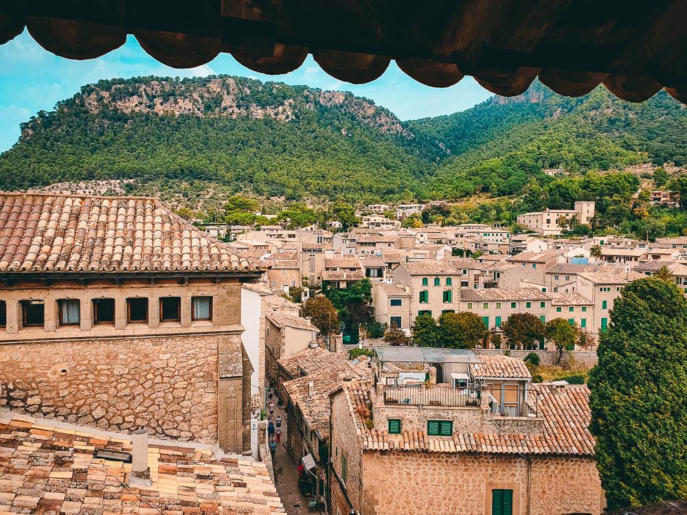 Mallorca-Valldemossa-Torre-Homenatge-Tramuntana-Rundblick-4