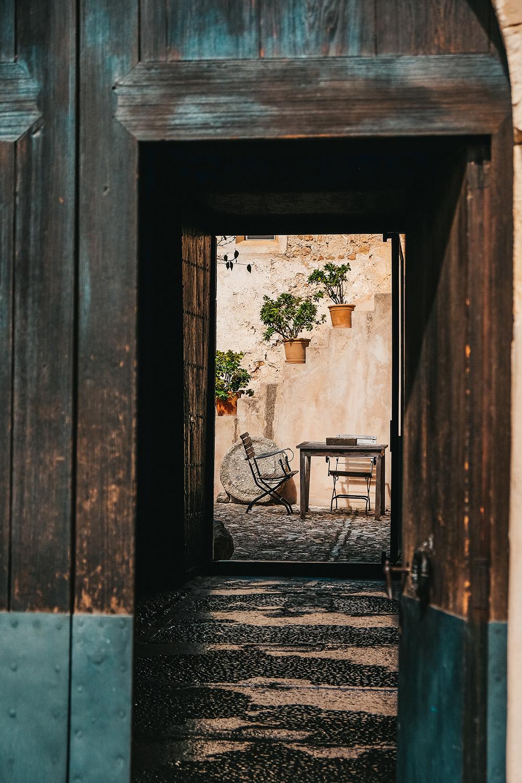 Mallorca-Fincahotel-Refugio-Son-Pons-Innenhof-1