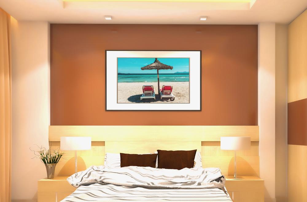 Poster-Strand-Playa-de-Alcudia