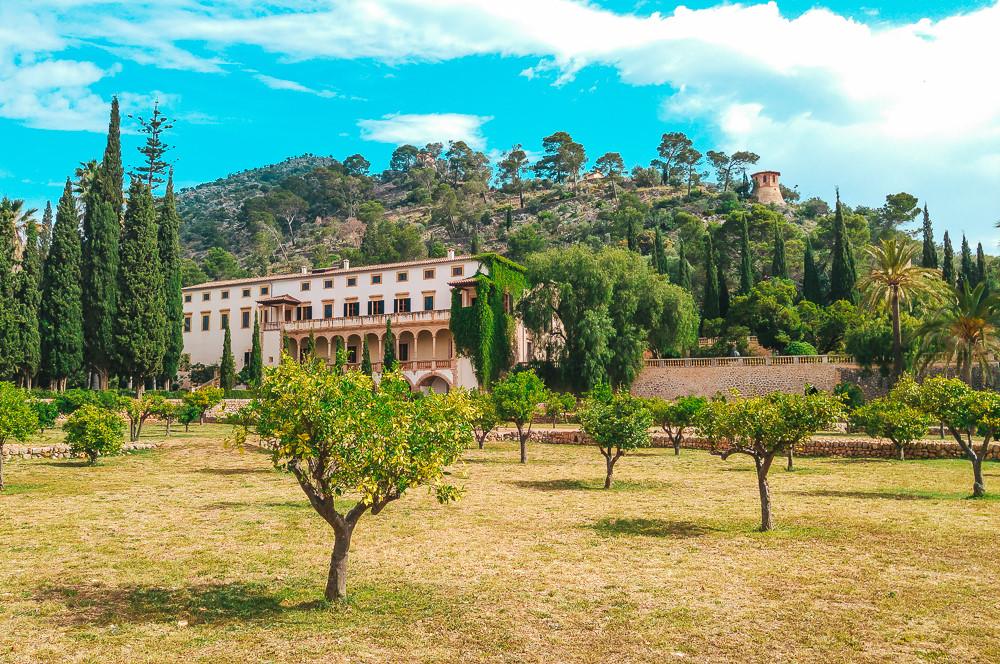 Mallorca-Landgut-Raixa