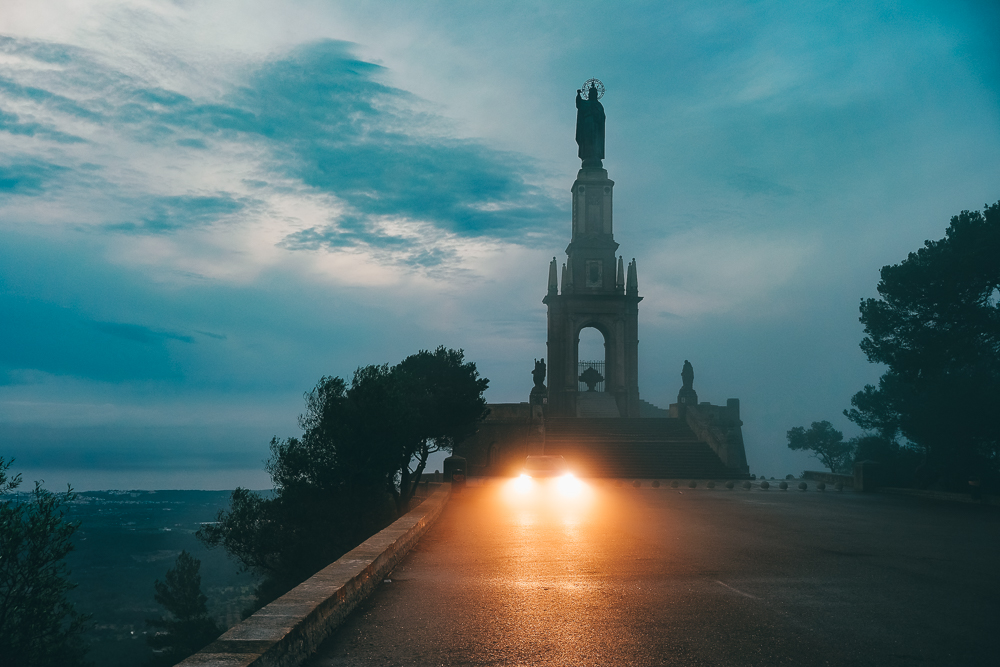 Mallorca-Santuari-de-Sant-Salvador-Sonnenaufgang-Nebel-13