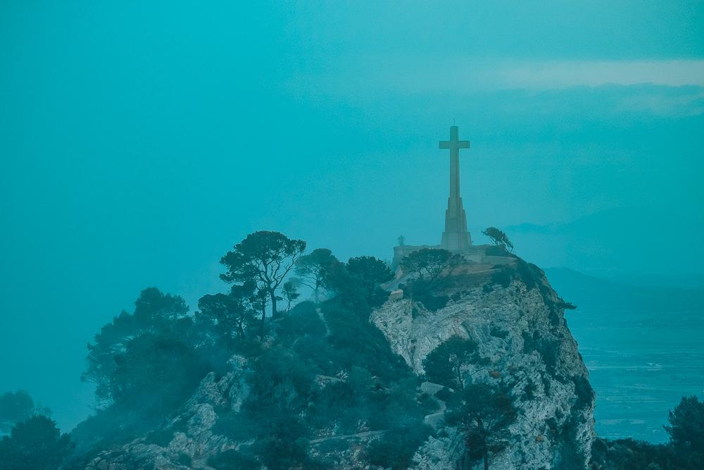 Mallorca-Santuari-de-Sant-Salvador-Sonnenaufgang-Nebel-14