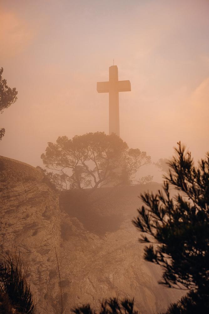 Mallorca-Santuari-de-Sant-Salvador-Sonnenaufgang-Nebel-16