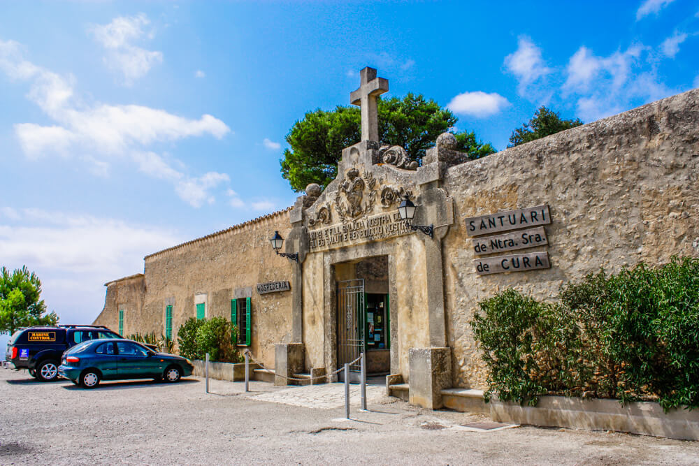 Mallorca-Kloster-Randa-Cura