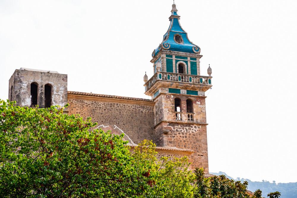 Mallorca-Kloster-Real-Cartuja-de-Valldemossa