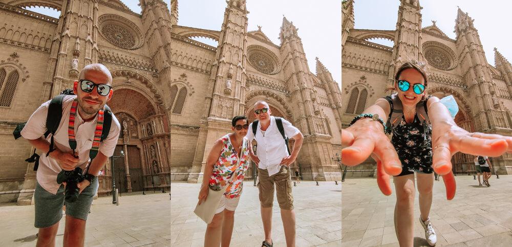 Mallorca-Wir-Touristen-Maske